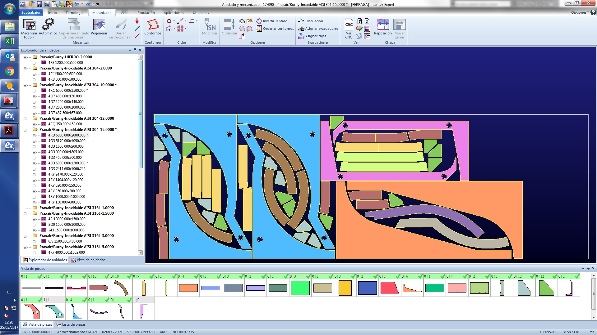 Diseño de Productos de Calderería a Medida Ferraguinox