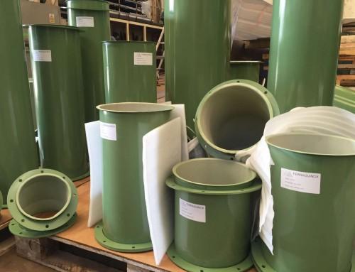 Fabricación de Conductos de Ventilación en Acero y Aluminio