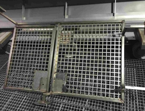 Fabricación de Defensas en Acero y Aluminio