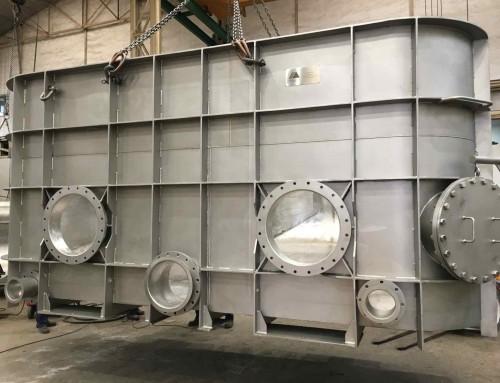 Fabricación de Depósitos Pulper en Acero