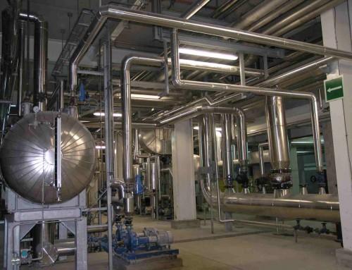 Fabricación de Tuberías en Acero y Aluminio